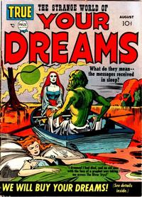 Strange World of Your Dreams Vol 1 1