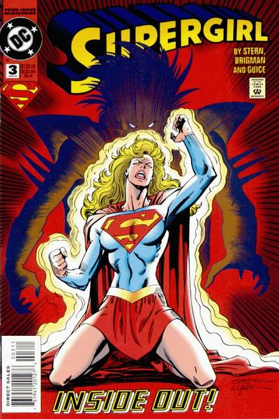 Supergirl Vol 3 3