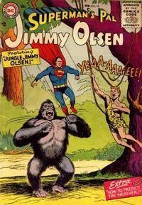 Superman's Pal, Jimmy Olsen Vol 1 10.jpg