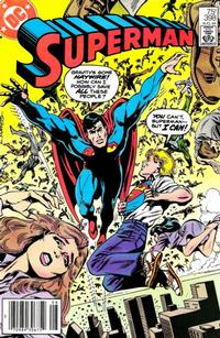 Superman Vol 1 398