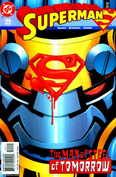 Superman Vol 2 199