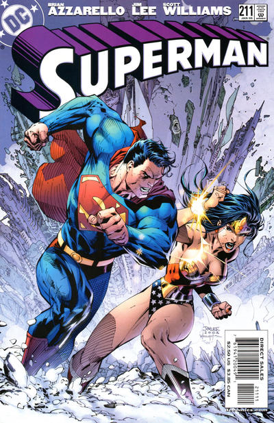 Superman Vol 2 211