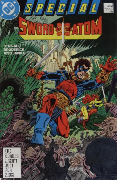 Sword of the Atom Special Vol 1 3