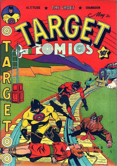 Target Comics Vol 1 27