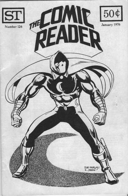 The Comic Reader Vol 1 126