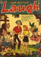 Top-Notch Laugh Comics Vol 1 40