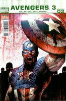 Ultimate Comics Avengers 3 Vol 1 2