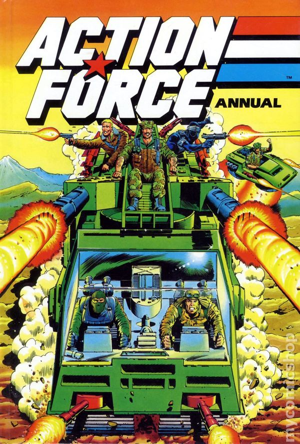 Action Force Annual Vol 1
