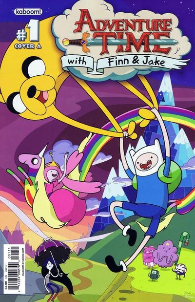Adventure Time Vol 1 1
