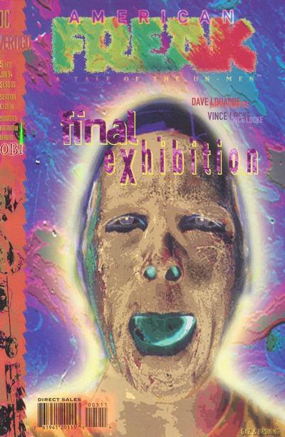 American Freak Vol 1 5