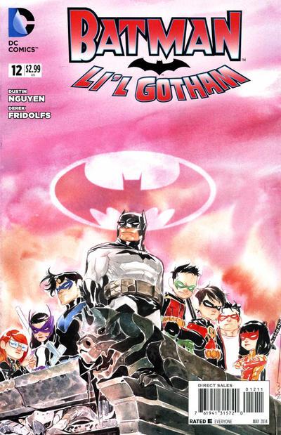 Batman: Li'l Gotham Vol 1 12