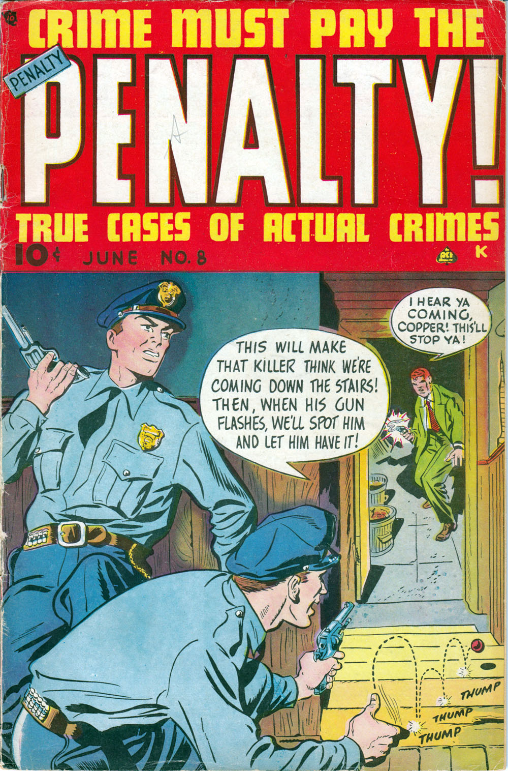 Crime Must Pay the Penalty Vol 2 8