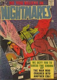 Do You Believe in Nightmares Vol 1 1