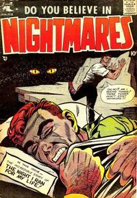 Do You Believe in Nightmares Vol 1 2