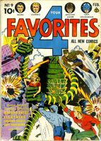 Four Favorites Vol 1 9
