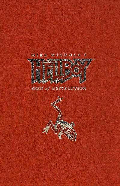 Hellboy: Seed of Destruction HC