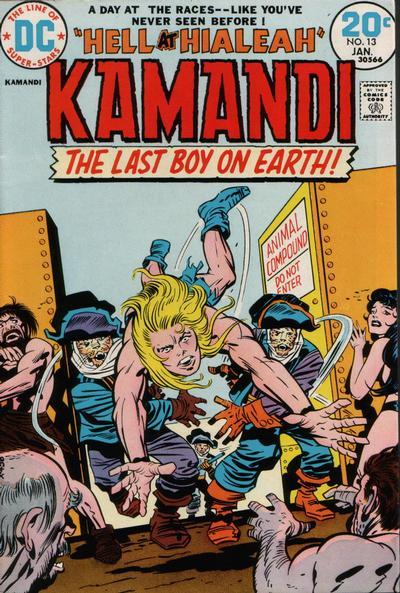 Kamandi Vol 1 13