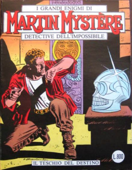 Martin Mystère Vol 1 11