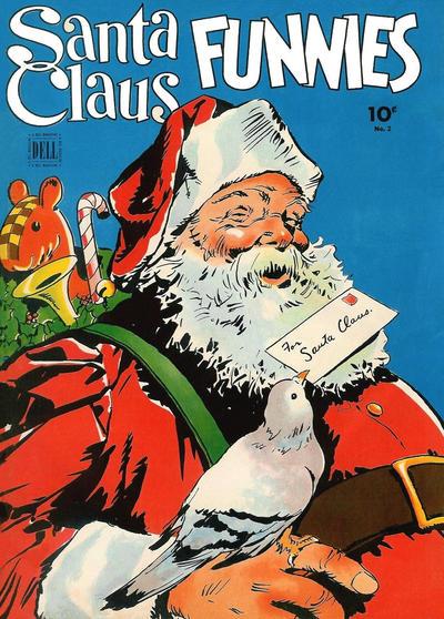 Santa Claus Funnies Vol 2 2
