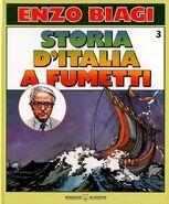Storia d'Italia a fumetti Vol 1 3