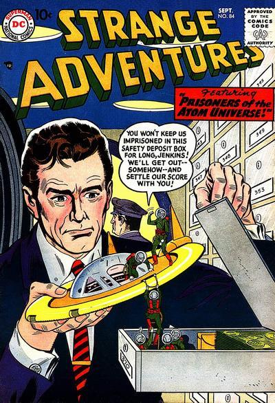 Strange Adventures Vol 1 84