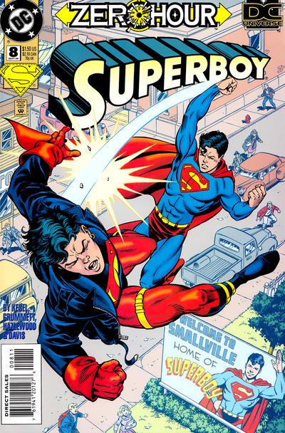 Superboy Vol 4 8