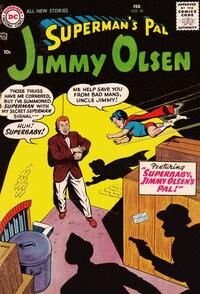 Superman's Pal, Jimmy Olsen Vol 1 18.jpg