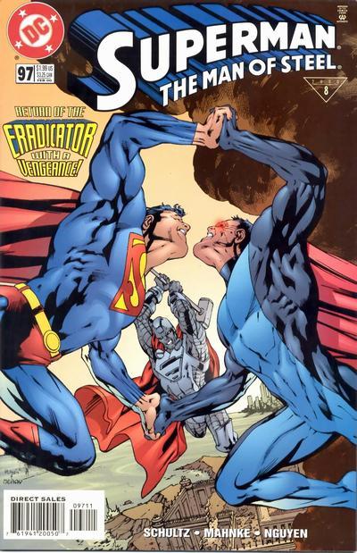 Superman: Man of Steel Vol 1 97