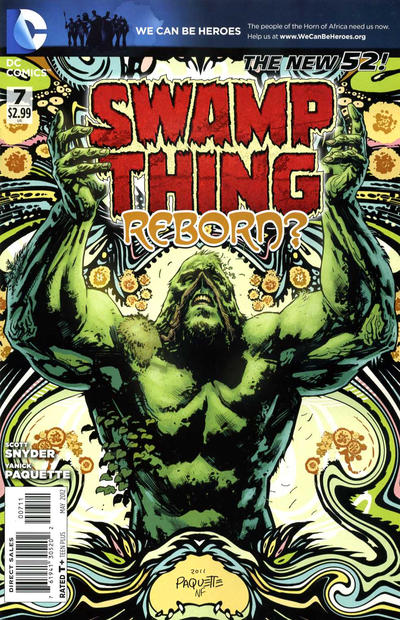 Swamp Thing Vol 5 7