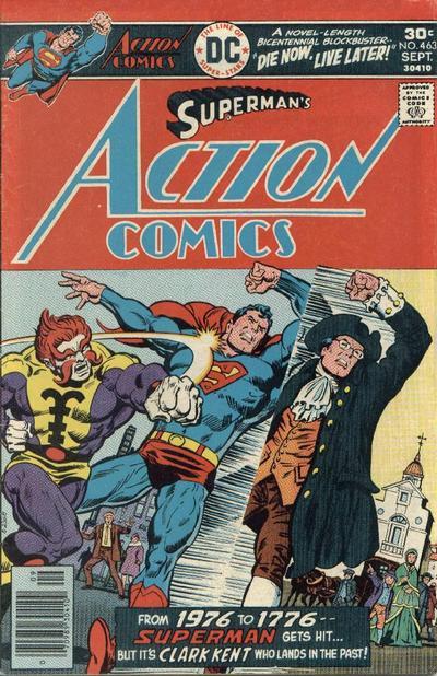 Action Comics Vol 1 463