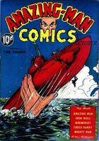 Amazing Man Comics Vol 1 6