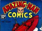 Amazing Man Comics Vol 1 6