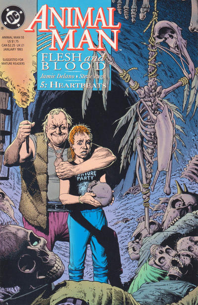 Animal Man Vol 1 55