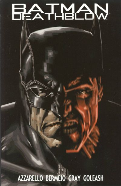 Batman/Deathblow: After the Fire Vol 1 3