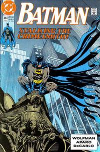 Batman Vol 1 444