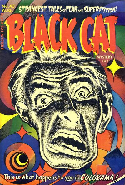 Black Cat Comics Vol 1 45