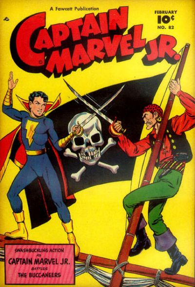Captain Marvel, Jr. Vol 1 82