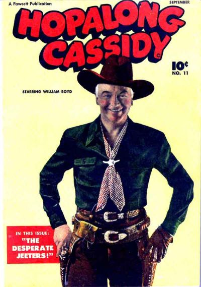 Hopalong Cassidy Vol 1 11