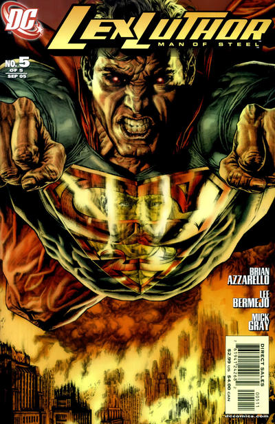 Lex Luthor: Man of Steel Vol 1 5