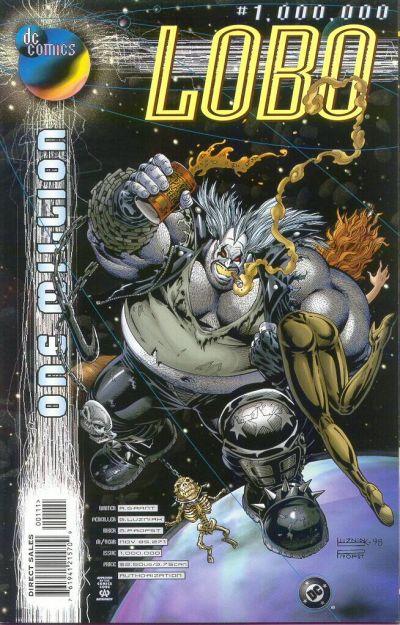 Lobo Vol 2 1000000