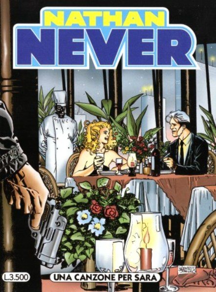 Nathan Never Vol 1 102