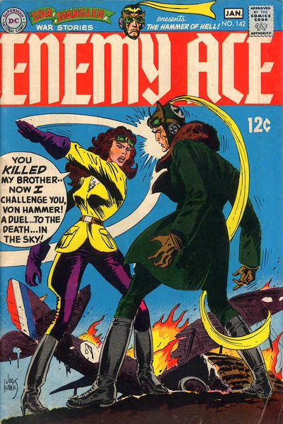 Star-Spangled War Stories Vol 1 142
