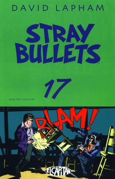 Stray Bullets Vol 1 17