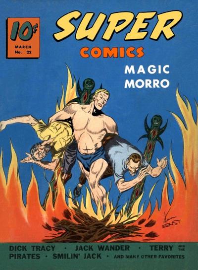 Super Comics Vol 1 22