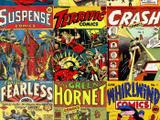 Green Hornet Comics Vol 1