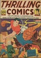 Thrilling Comics Vol 1 34