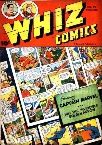 Whiz Comics Vol 1 92