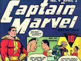 Captain Marvel Adventures Vol 1 9