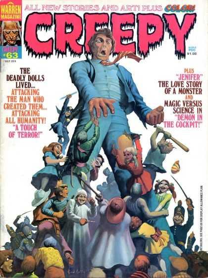 Creepy Vol 1 63