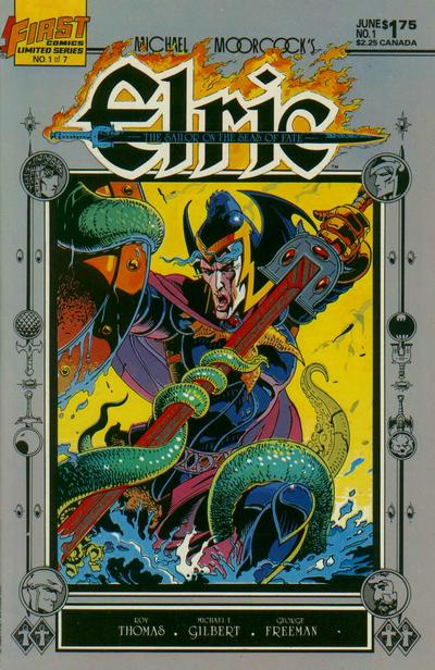 Elric: Sailor on the Seas of Fate Vol 1
